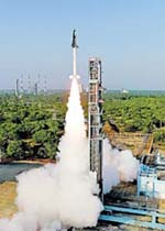 Re-Usable Launch Vehicle - Technology Demonstrator or RLV-TD