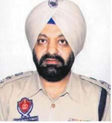 SSP Manminder Singh